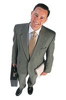 Businessman, portrait.
