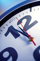Close-up of a clock (thumbnail)