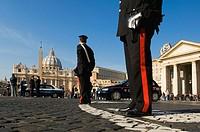St. Peter´s Square, Rome. Lazio, Italy
