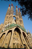 Sagrada Familia. Barcelona. Spain