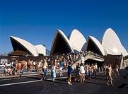Australia, Sydney, Opera House