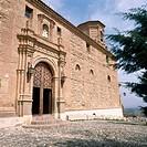Basílica de Nuestra señora del Romero. Cascante, Navarre, Spain