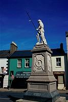 Revolutionary Statue Wicklow Ireland
