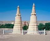 Mogao Caves Dunhuang China