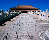 Imperial Palace Beijing China