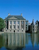 Art Museum, Mauritshuis House, Binnenhof, The Hague, Netherlands