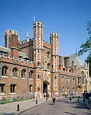 St. John´s College, Cambridge, Cambridgeshire, England
