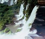 Iguassu Falls Iguassu National Park Argentina