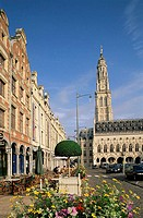 Place des Heros Arras France