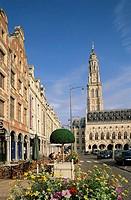 Place des Heros Arras France