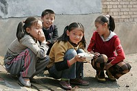 Children, China
