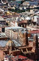 Zacatecas. Mexico