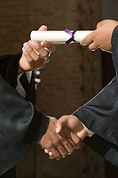Student graduation ceremony (thumbnail)