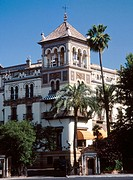 Hotel Alfonso XIII, Sevilla. Andalusia, Spain