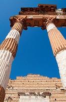 europe, italy, lombardia, brescia, tempio capitolino