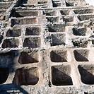 Old Phoenician salting factory, Almuñécar. Granada province, Andalusia, Spain