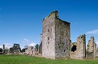 Kells Priory. Kells. Co. Kilkenny. Ireland.