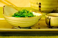 Close-up of salad in a bowl