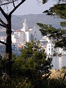 Cadaqu&#233;s. Costa Brava, Girona province, Catalonia, Spain
