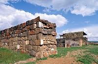 Citadel of Erebuni, Yerevan. Armenia