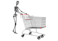 Skeleton : supermarket