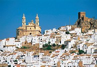 Spain, Andalusia, Olvera