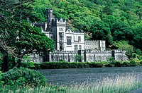 Ireland, Connemara, Kylemare abbey