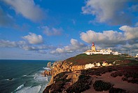 Portugal, Cabo da Roca, western-most point of Europe