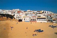 Portugal, Algarve, Carvoeiro