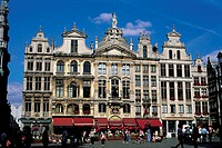 Grand Place cafÚs