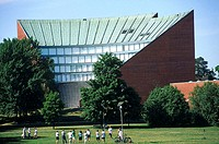 Finland, Espoo, Otaniemi institute of technology