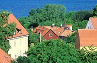 Sweden, Gotland, Visby