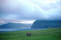 Denmark, Faroe Islands, Streymoy, Sydradalur