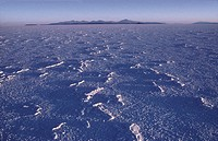 Bolivia, Uyuni salt marsh