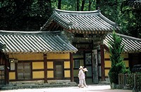 South Korea, Nae Won Sa temple