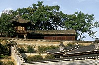 South Korea, Seoul, Changdokkung palace