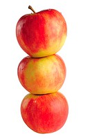 Three apples