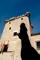 Tower, Torre de los Muxica o Guzmanes, &#193;vila, Castilla y Le&#243;n, Spain
