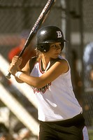 Girls Softball, High School Girls, fastpitch game, 15 - 18 yrs. old, CO, MR