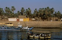 Ferry-Boats,-Nile-River,-Egypt