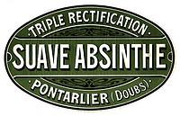 Sauve Absinthe label, c 1900.