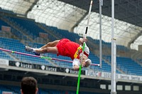 Athletics World Championship in Donostia. Euskadi. Spain.
