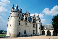 France, Loira Valley, Touraine, Amboise, castle