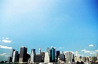 Cityscape, New York (thumbnail)