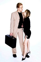 Couple in office attire (thumbnail)