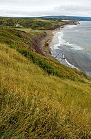 Coastal scenics near Broad Cove, Cape Breton Island, Nova Scotia, Canada