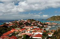 St. Barthelemy. French West Indies. Caribbean