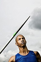 Man with Javelin