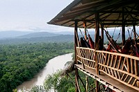 Amazon Jungle Lodge, Ecuador