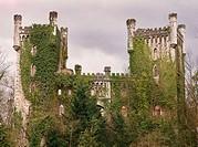 Castillo de Las Caldas, Oviedo, Asturias, España